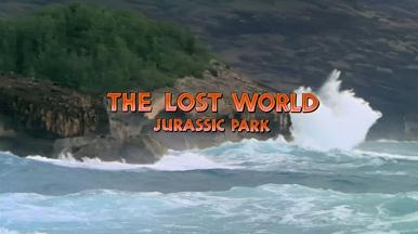 Main title from The Lost World: Jurassic Park (1997) (4)