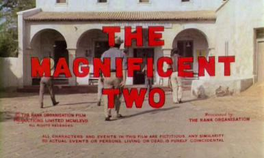 Main title from The Magnificent Two (1967) (4)