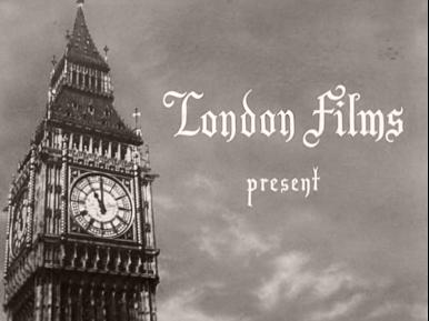 Main title from The Man Between (1953) (1).  London Films present