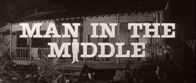 Main title from Man in the Middle (1964) (9)