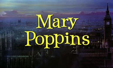 Main title from Mary Poppins (1964) (7)