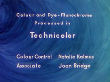 Main title from A Matter of Life and Death (1946) (9)