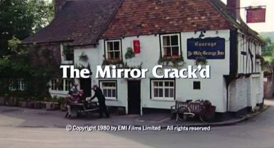 Main title from The Mirror Crack'd (1980) (10)
