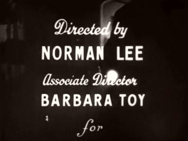 Main title from The Monkey's Paw (1948) (13).  Directed by Norman Lee Associate Director Barbara Toy for…