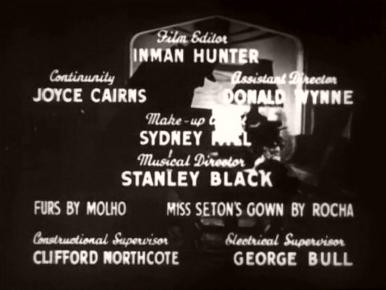 Main title from The Monkey's Paw (1948) (8)