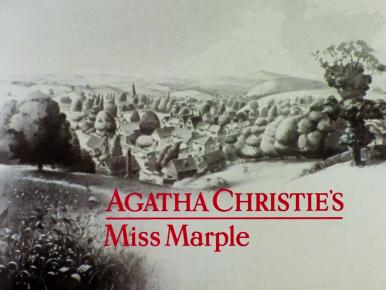 Agatha Christie's Miss Marple (1984-1992) | The Moving Finger (1985) opening credits (1)