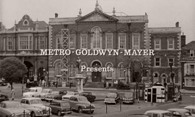 Main title from Murder Most Foul (1964) (2).  Metro-Goldwyn-Mayer presents