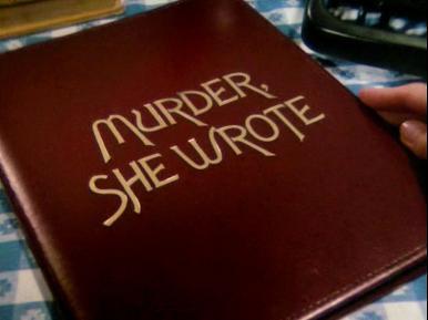 Murder, She Wrote (1984-96) opening credits