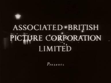 Murder Without Crime (1950) opening credits (1)