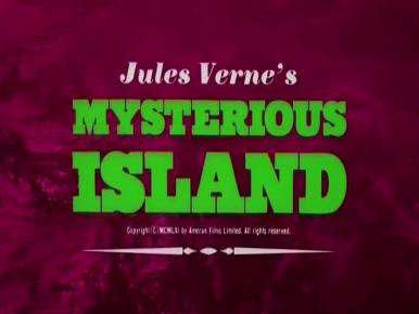 Main title from Mysterious Island (1961)