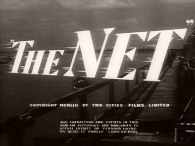 Main title from The Net (1953) (3)