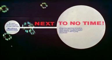 Main title from Next to No Time (1958) (4)