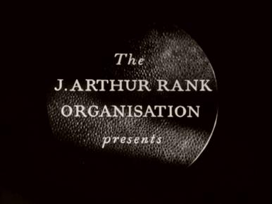 Main title from The Night My Number Came Up (1955) (1).  The J Arthur Rank Organisation presents