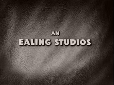 Main title from The Night My Number Came Up (1955) (2).  An Ealing Studios