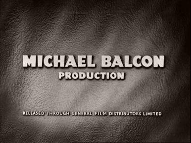 Main title from The Night My Number Came Up (1955) (3).  Michael Balcon production.  Released through General Film Distributors Ltd