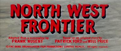 Main title from North West Frontier (1959)