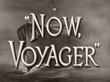 Main title from Now, Voyager (1942)