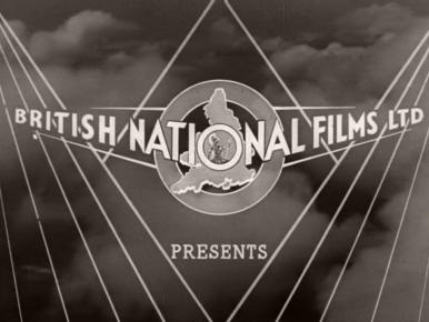 One of Our Aircraft Is Missing (1942) opening credits (3)