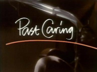 Main title from Past Caring (1985)