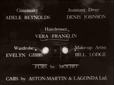 Main title from Paul Temple's Triumph (1950) (8)