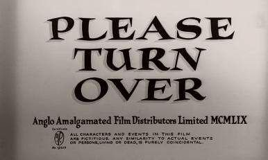 Main title from Please Turn Over (1959) (3)