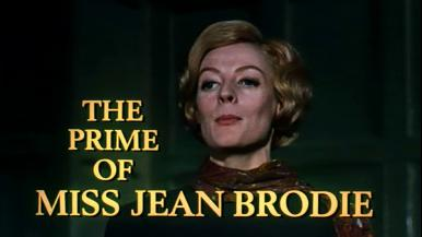 Main title from The Prime of Miss Jean Brodie (1969) (10). Maggie Smith