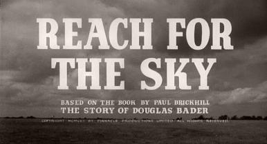 Main title from Reach for the Sky (1956)