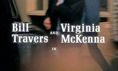 Main title from Ring of Bright Water (1969) (3).  Bill Travers and Virginia McKenna in