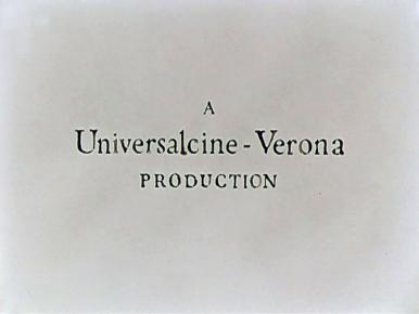 Main title from Romeo and Juliet (1954) (4).  A Universalcine-Verona Production