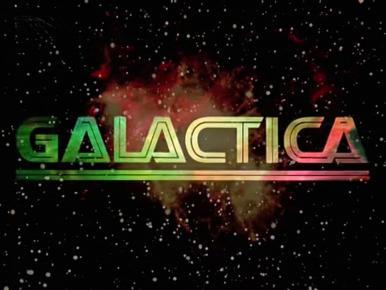Battlestar Galactica (1978-79) | Saga of a Star world (1978) opening credits (3)