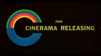 Main title from Say Hello to Yesterday (1971) (1).  From Cinerama Releasing