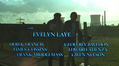 Main title from Say Hello to Yesterday (1971) (5).  With Evelyn Laye Derek Francis, James Cossins, Frank Middlemass, Geoffrey Bayldon, Edward Atienza, Gwen Nelson