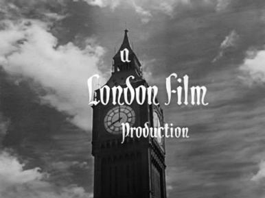 The Scarlet Pimpernel (1934) opening credits (1)