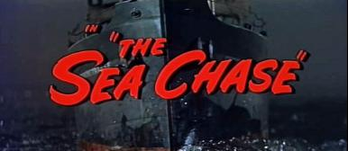 Main title from The Sea Chase (1955)