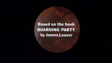 Main title from The Sea Wolves (1980) (9).  Based on the book 'Boarding Party' by James Leasor