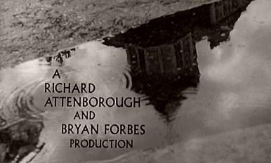 Main title from Seance on a Wet Afternoon (1964) (2).  A Richard Attenborough and Bryan Forbes production