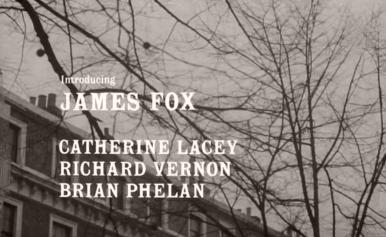 Main title from The Servant (1963) (5)  Introducing James Fox Catherine Lacey, Richard Vernon, Brian Phelan