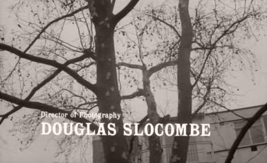 Main title from The Servant (1963) (8)  Director of Photography Douglas Slocombe