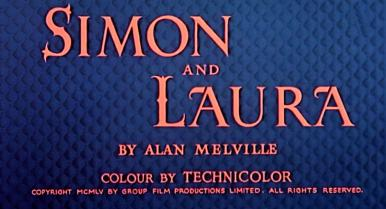 Main title from Simon and Laura (1955) (3). By Alan Melville