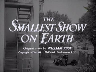 Main title from The Smallest Show on Earth (1957)