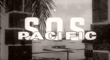 Main title from SOS Pacific (1959) (5)
