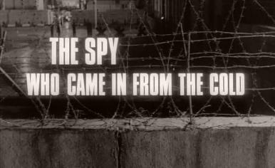 Main title from The Spy Who Came in from the Cold (1965)