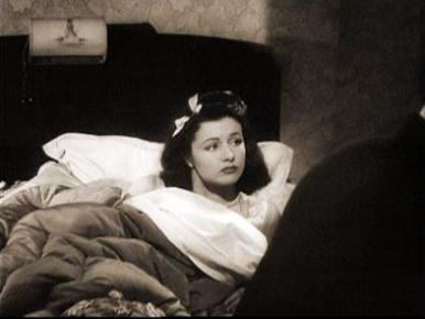 Margaret Lockwood and Michael Redgrave in a film clip from The Stars Look Down
