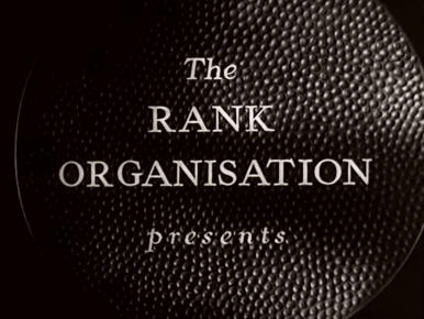 Main title from A Tale of Two Cities (1958) (1).  The Rank Organisation presents
