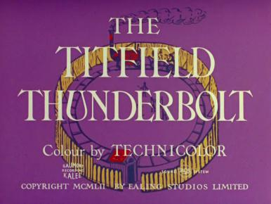 Main title from The Titfield Thunderbolt (1953)