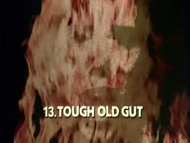 Main title from the 1974 'Tough Old Gut' episode of The World at War (1973-74) (1)