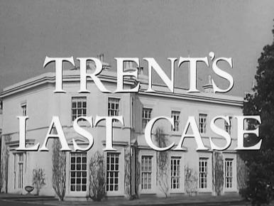 Main title from Trent's Last Case (1952)