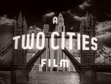 Main title from The Way Ahead (1944) (2). A Two Cities Film