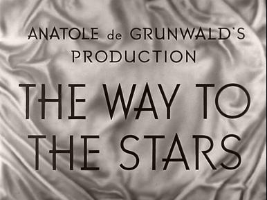 Main title from The Way to the Stars (1945).  World War II as seen by the guests at a small hotel near an airfield