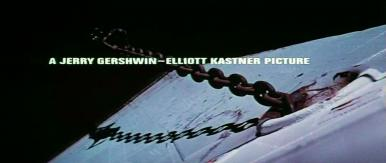 When Eight Bells Toll (1971) opening credits (2)